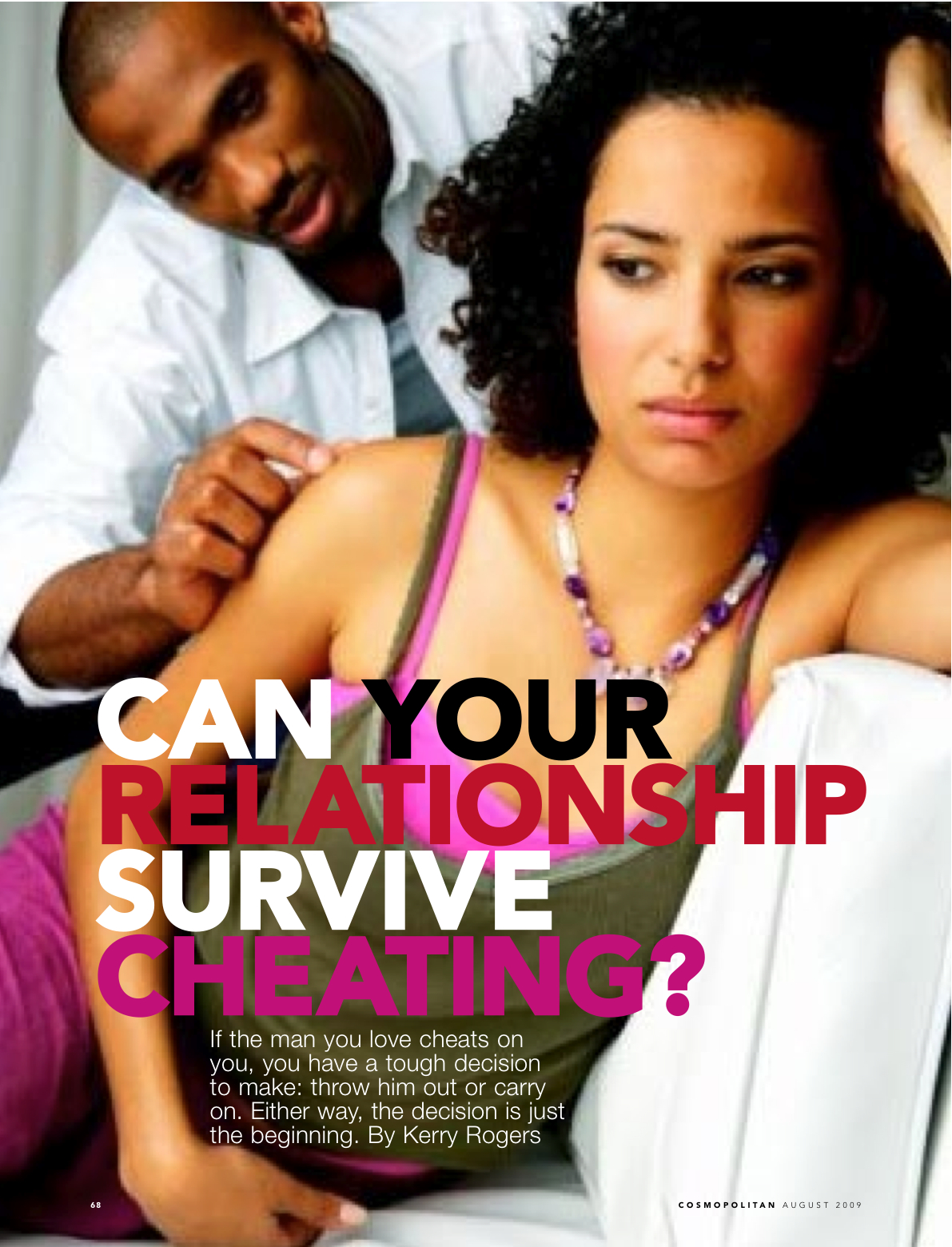 Can your relationship survive cheating Psychologist Cape Town
